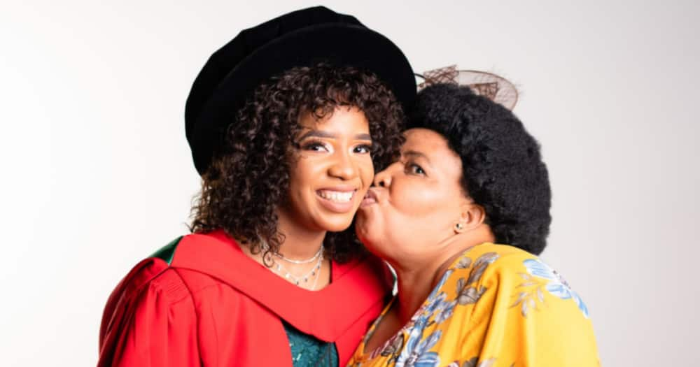 Graduate Celebrates Bagging PhD in Astrophysics, Mzansi Wants Her at NASA