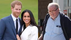 Meghan Markle's dad claims that he learned of Lilibet's birth over the radio