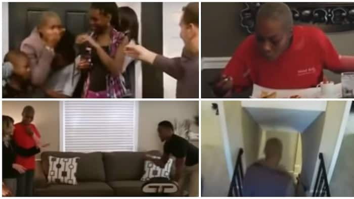 Sweet moment housemaid was gifted new house and all expenses paid trip to Mexico captured in touching video