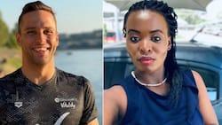 Chad le Clos and Phumelela Mbande chosen as flag bearers for SA Olympic team