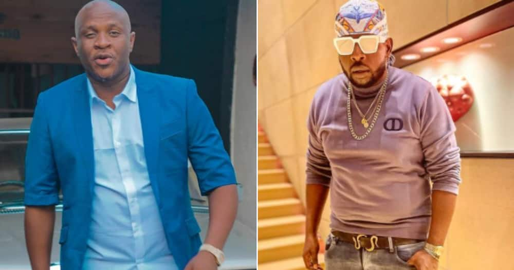 Dr Malinga's challenges Maphorisa to kickboxing match & people are bust