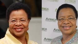 """""""Bring the best of yourself"""": Graça Machel shares special message with South Africa on Mandela Day 2021"""