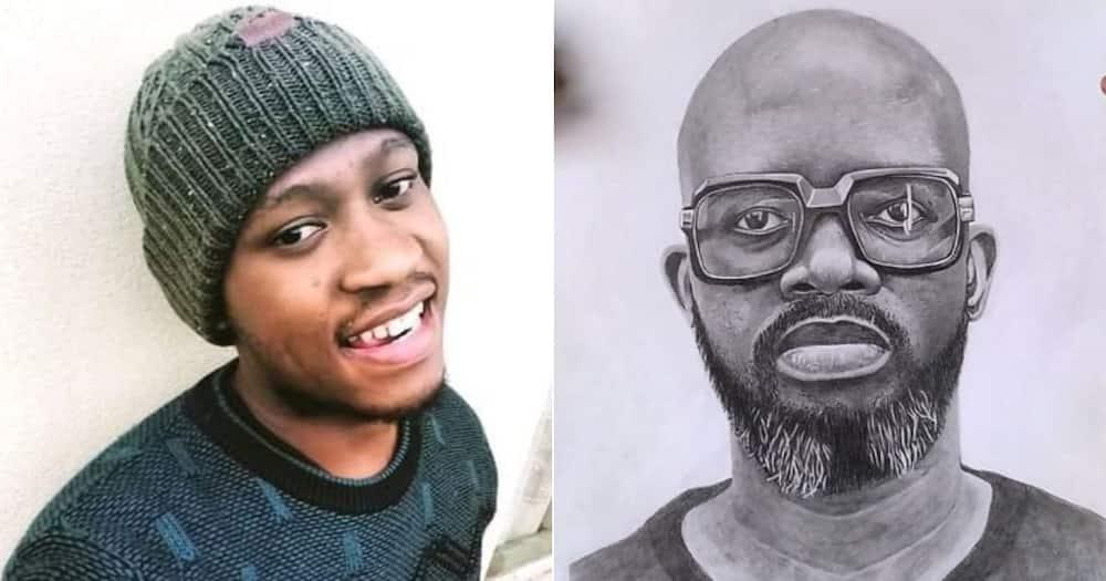 Rasta, Mzansi, Artist, Portrait, Black Coffee