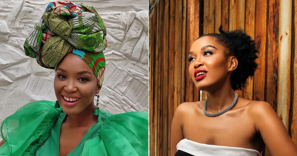 Nota Baloyi's wife, Berita refuses to be bullied for her husband's controversial opinions