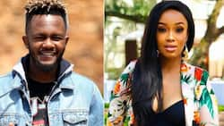 """Mzansi celebrities share thoughts on lockdown Level 4: """"Watch us all go broke"""""""