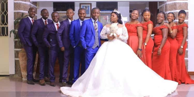 Woman says her friends pushed her into marrying her husband
