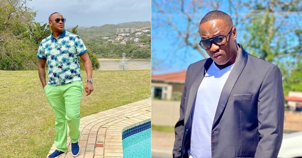 Jub Jub reveals Ndikhokhele Remix music video is out, Mzansi reacts