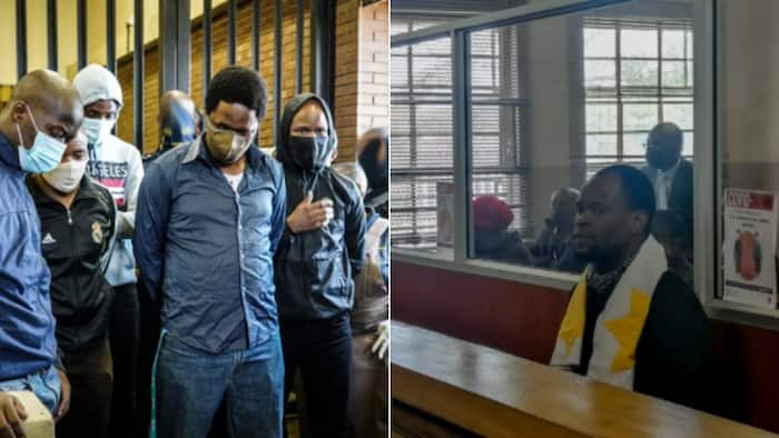 Hitman 'found guilty' for killing ANC councillor, 5 others, accused in Senzo Meyiwa murder