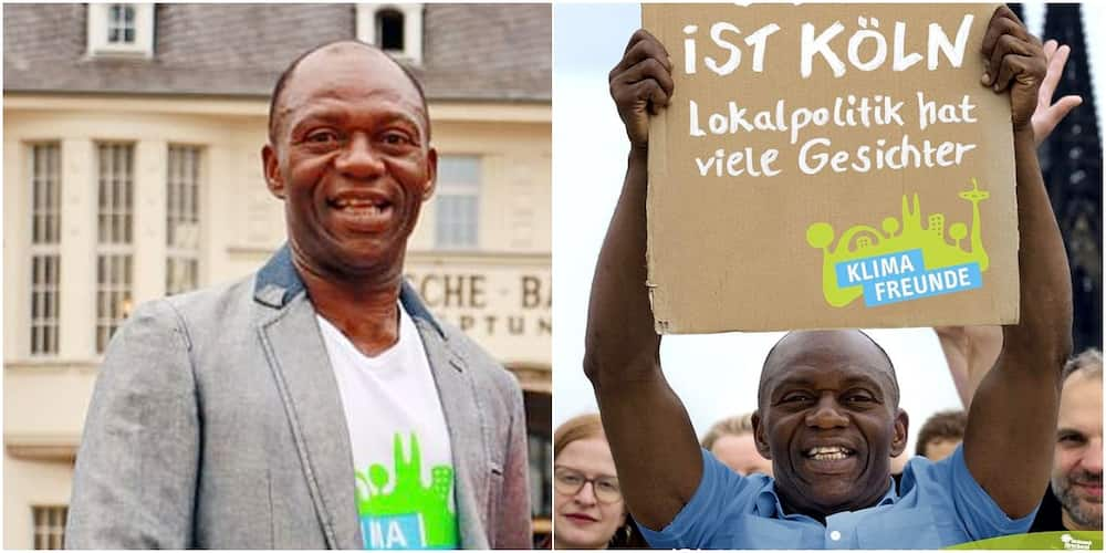 Another Nigerian makes country proud as he's elected