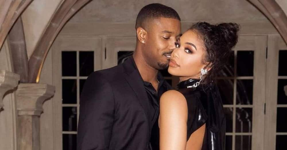 Lori Harvey says she knows Michael is the man for her.