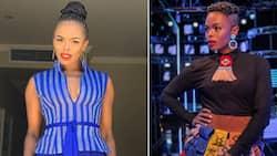 Unathi Nkayi sends heartfelt birthday message to Minnie Dlamini
