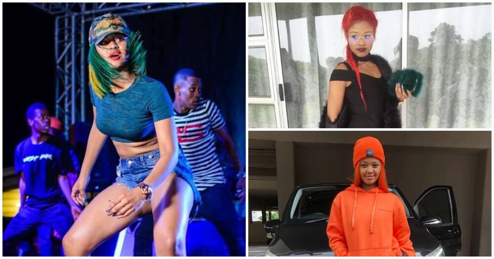 Babes Wodumo, reality TV show, Showmax, Uthando Ludomo