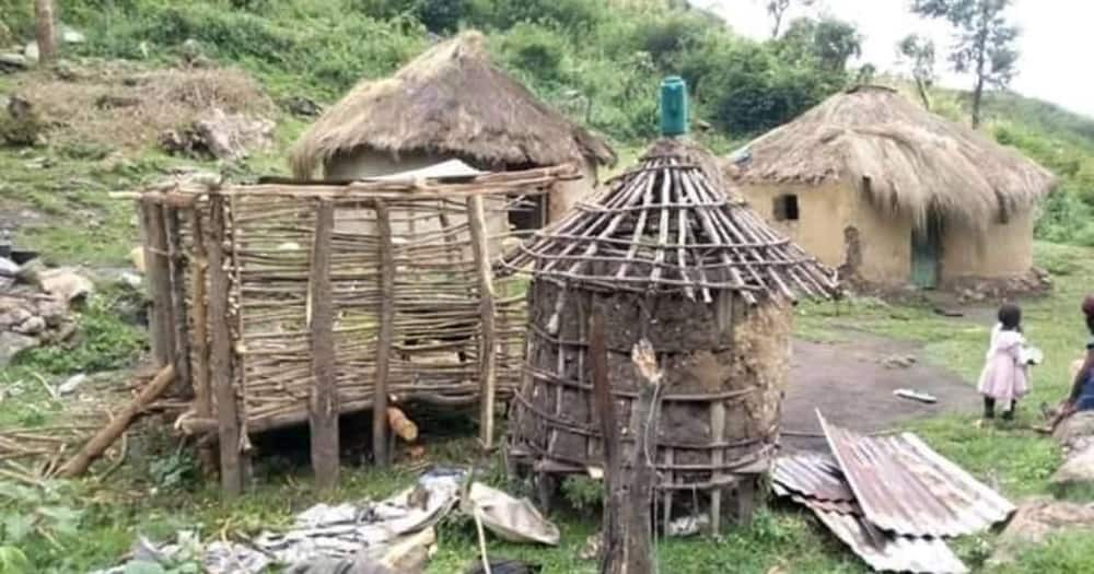 Nandi: Well-wishers come to rescue of woman living in shanty, vow to build her new house