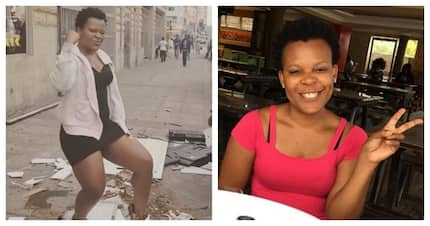 Zodwa Wabantu says slay queens feel weak and intimidated in her presence