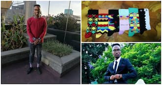 Bright future lies ahead for innovative African-inspired sock business