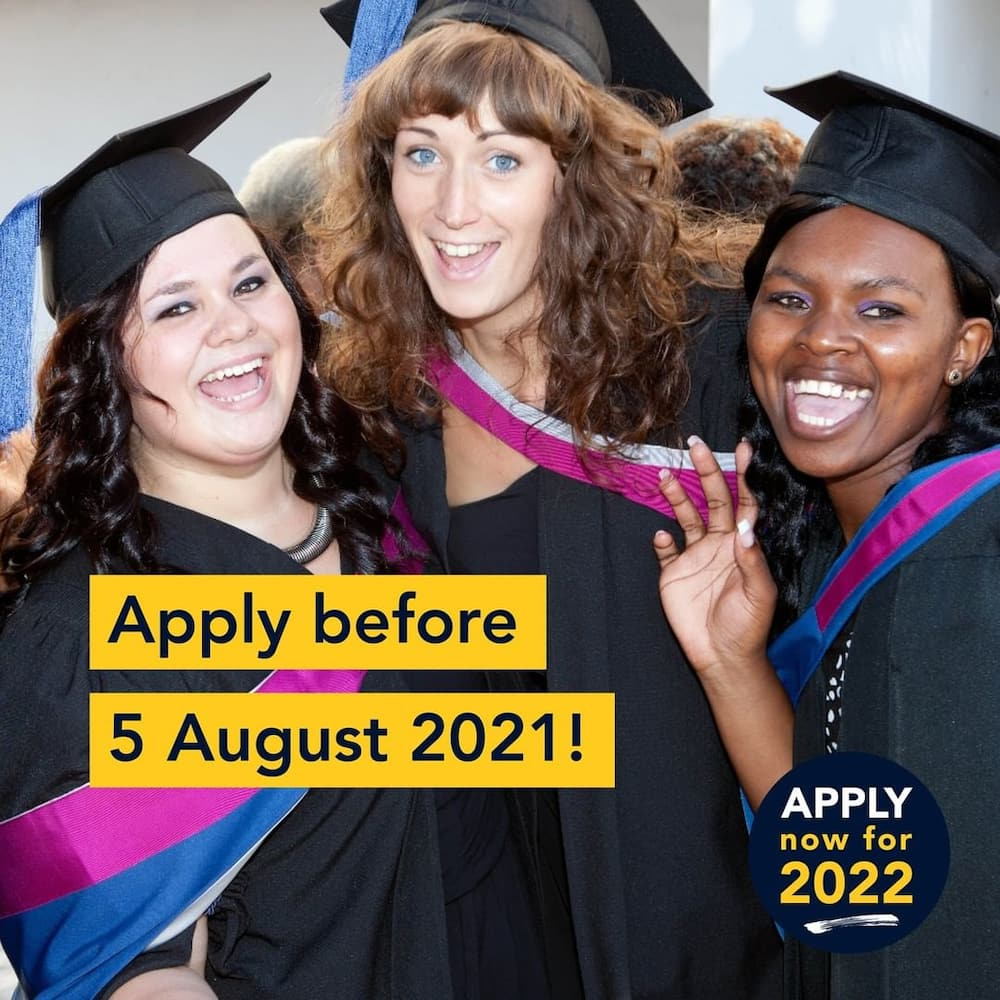 University application dates