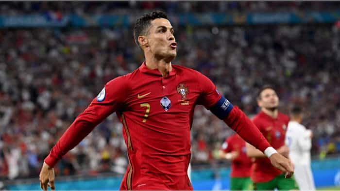 Ronaldo shatters 37-year record after winning golden boot at Euro 2020 championship