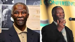 Thabo Mbeki: State capture accusations reveals SA's leadership crisis