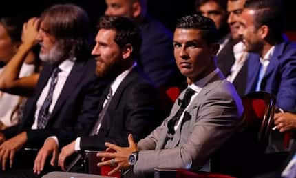 Ronaldo, Messi missing out of Ballon d'Or top three spots according to preliminary reports