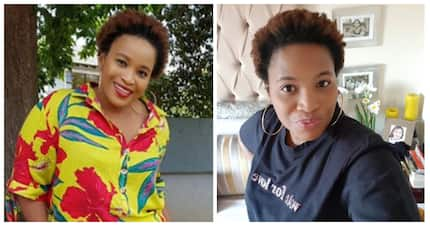 Ayanda Borotho is all about beating male-controlled female oppression