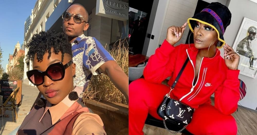 Lamiez Holworthy Supports Hubby, Encourages Khuli Chana to Go Back to School