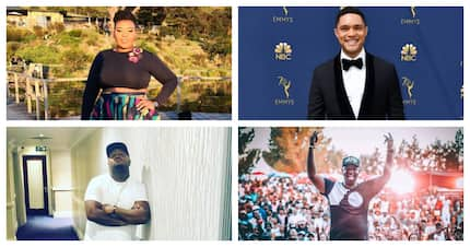 Four of SA's most charitable celebrities who do their part for those in need