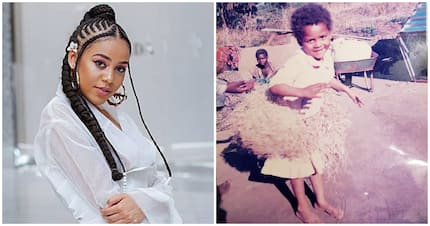 Sho Madjozi has a throwback moment: I'm literally the black Cinderella