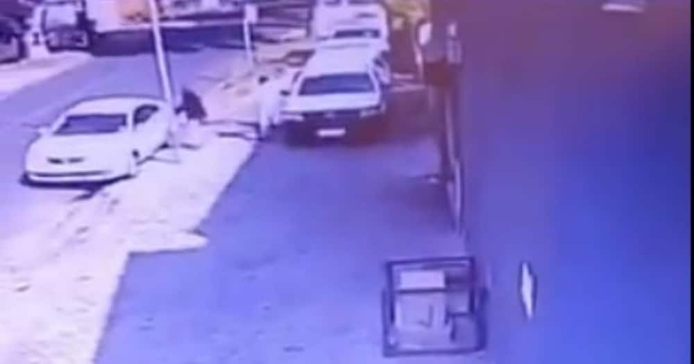 Video shows SA businessman kidnapped in broad daylight