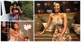 Mzansi's Queen B claims to have a wealthy Arabic bae in Dubai