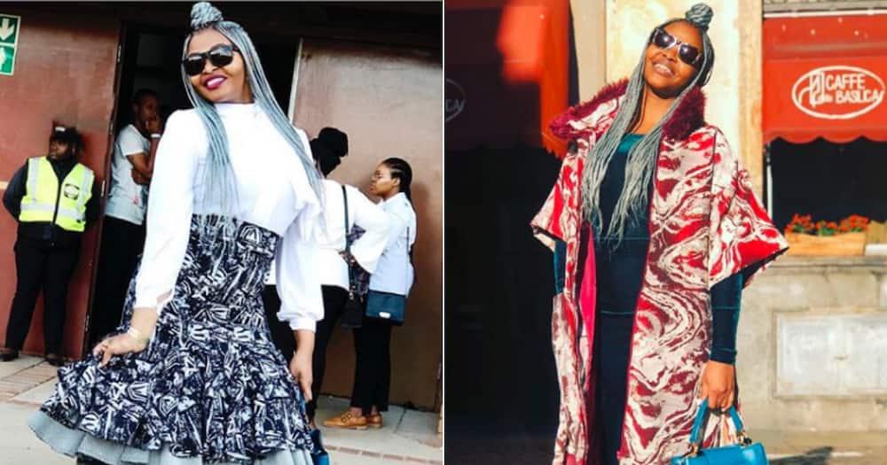 Masechaba Ndlovu: Simphiwe Dana throws shade amid drama