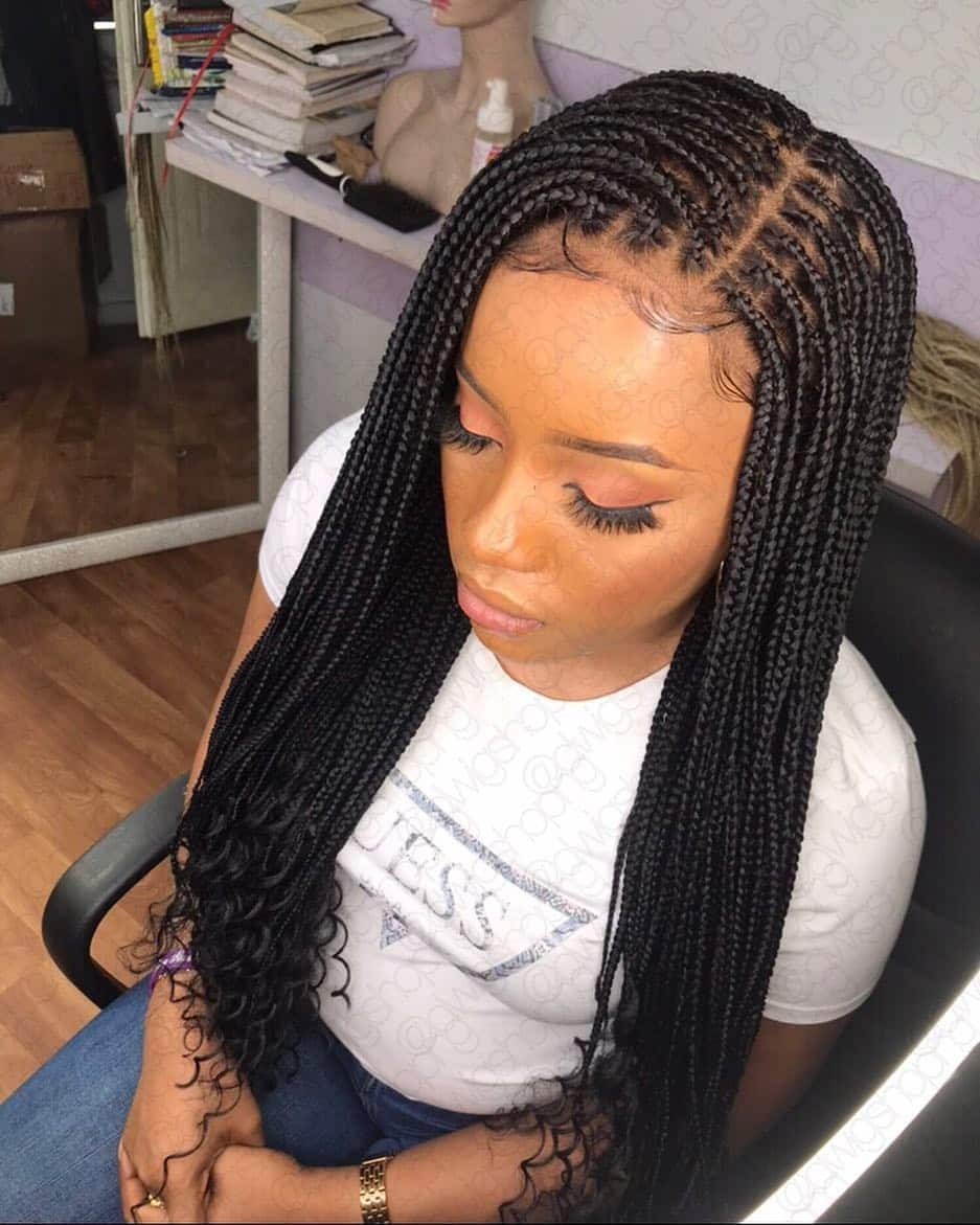 50+ latest African natural hairstyles