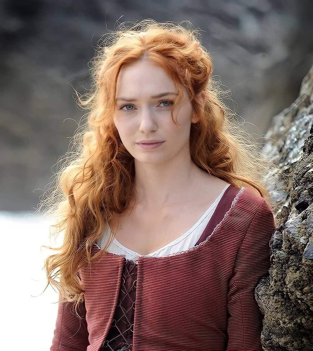 Eleanor Tomlinson movies and TV shows
