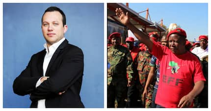 Adriaan Basson gives his reasons why Malema has turned his back on the media