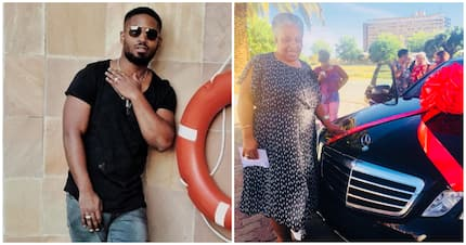 Prince Kaybee blessed his 'oulady' with a new car and it touched our hearts