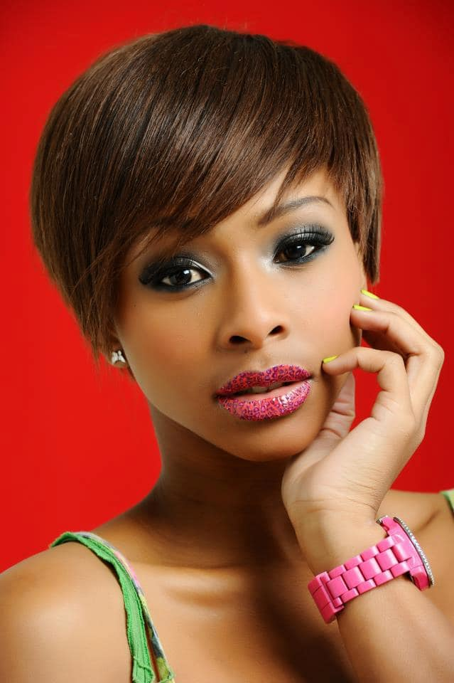 boity thulo hairstyles pictures boity thulo short hair  boity short hair
