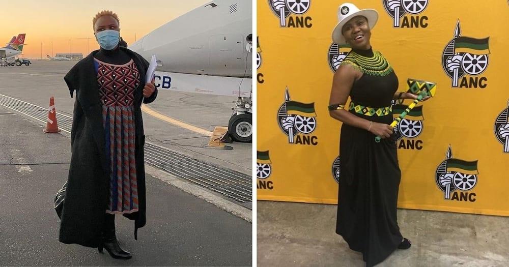 Lindiwe Zulu, Joke, Cyril Ramaphosa, Missing iPad