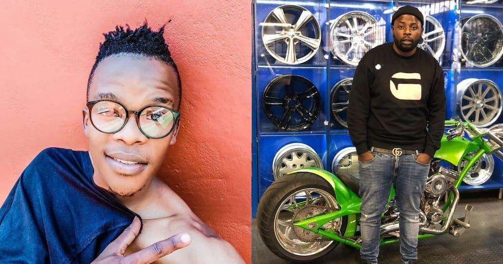 TNS throws shade at DJ Maphorisa, tells him to stop chasing ama-2000
