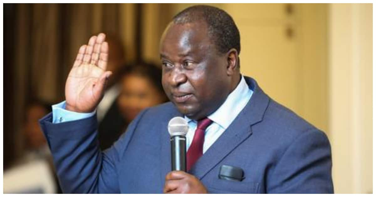 Mboweni is SA's new Finance Minister: What sparked his change of mind?
