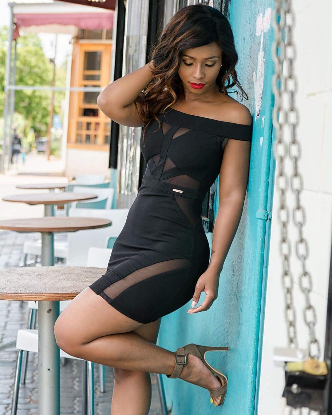 Boity Thulo evening dresses