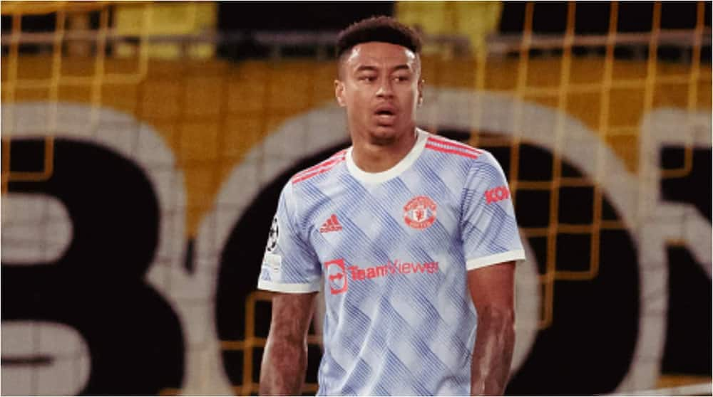 Manchester United, Forward, Jesse Lingard, Champions League, Young Boys