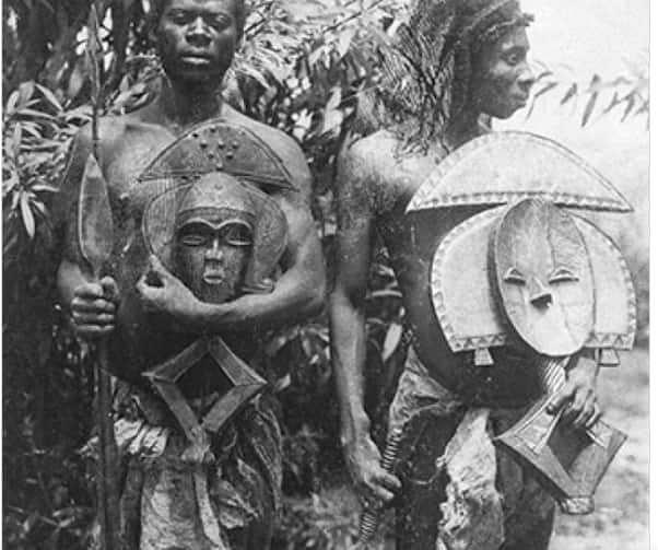 Kota mask African tribal masks and their meanings