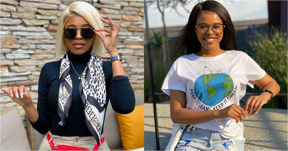 Natasha Thahane, Thembinkosi Lorch, video