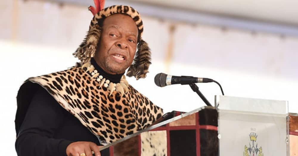 King Goodwill Zwelithini has gone into mourning following the passing of his eldest son. Photo credit: Flikr/GovernmentZA