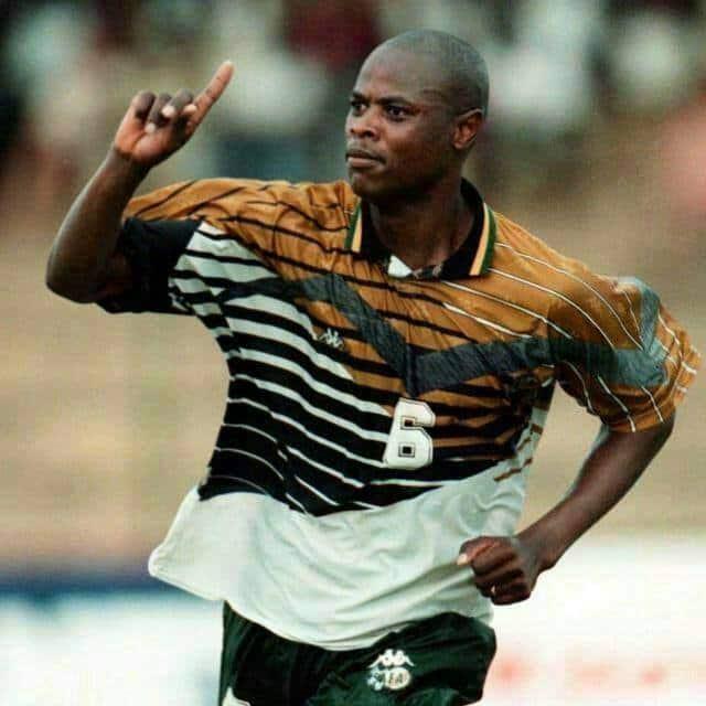 Broke African footballers