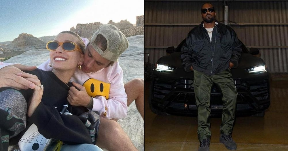 Justin Bieber and Wife Hailey Visit Kanye West to Discuss His Marriage