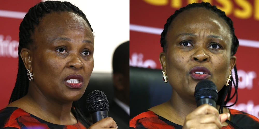Busisiwe Mkwhebane: Casac and Corruption Watch Present Their Cases Against Public Protector in Court