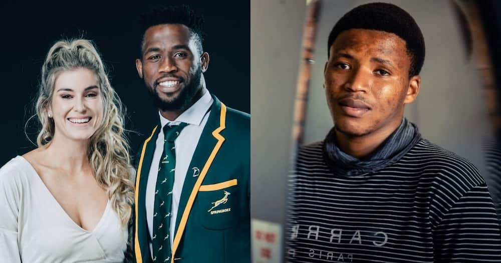 Kolisi Foundation helps wrongfully arrested teen get his life back after spending 8 months in prison