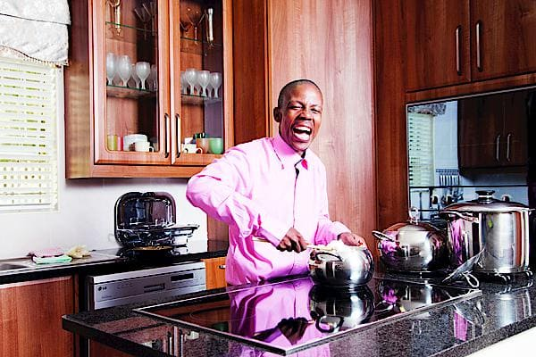 A look at Pastor Mboro's luxury lifestyle which includes an R2 million BMW
