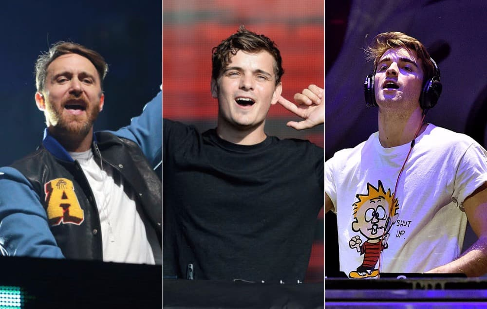Who is highest paid DJ in the world in 2020
