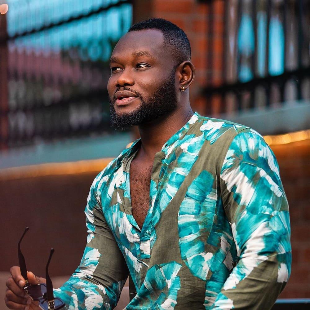 Ghanaian actors